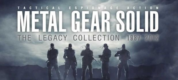 Metal Gear Solid: The Legacy Collection (Action) von Konami