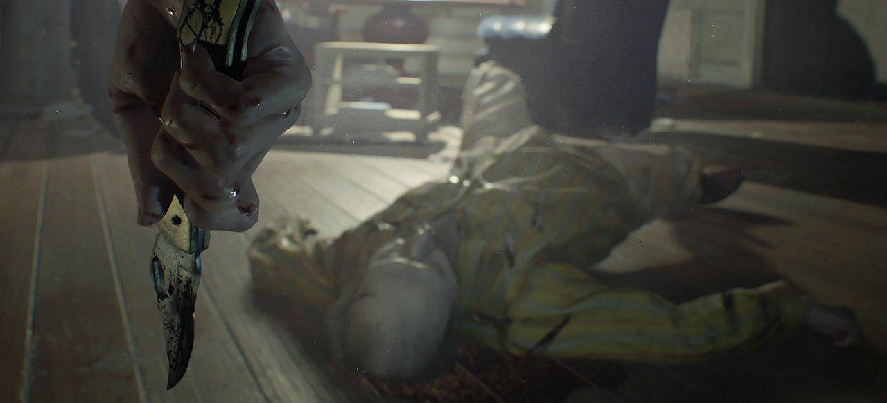 Siebtes Resident Evil erscheint in originaler Fassung