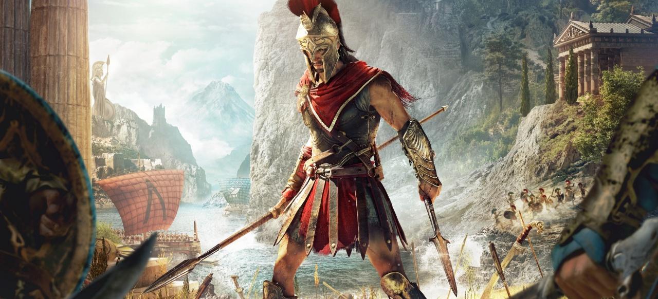 Seeschlachten, Gespräche, Romanzen: Was kann das neue Assassin's Creed?