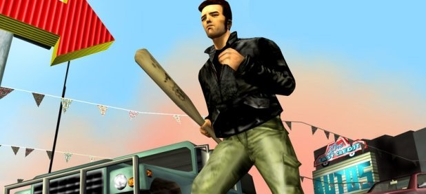 Grand Theft Auto 3 (Action) von Take 2
