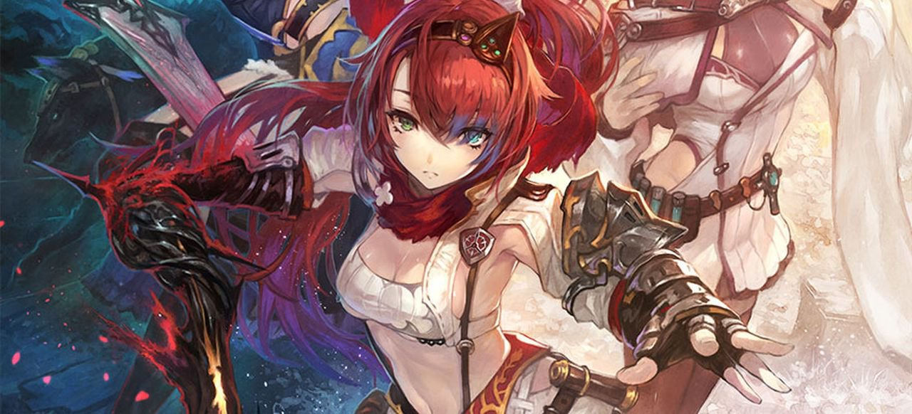 Nights of Azure 2: Bride of the New Moon (Rollenspiel) von Koei Tecmo