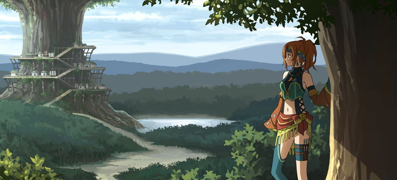 Ys: Memories of Celceta (Rollenspiel) von NIS America / Flashpoint