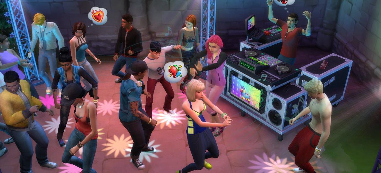 Die Sims 4: Zeit für Freunde (Simulation) von Electronic Arts