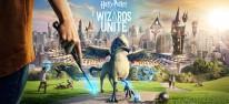 Harry Potter: Wizards Unite: Augmented Reality Smartphone-Spiel von den Machern von Pokémon Go