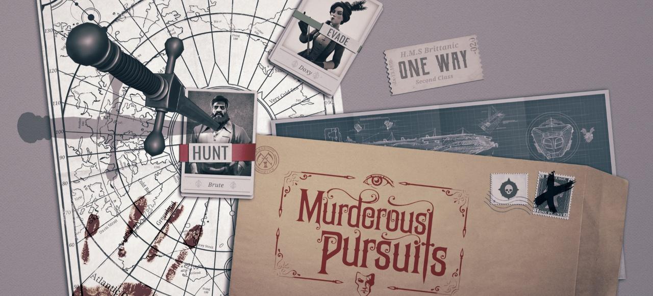 Murderous Pursuits (Action) von Blazing Griffin