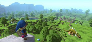 Rollenspiel light und MineCraft-Flair