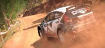 DiRT 4: Rallycross-Spielszenen der verschiedenen Fahrzeugklassen und Rennstrecken