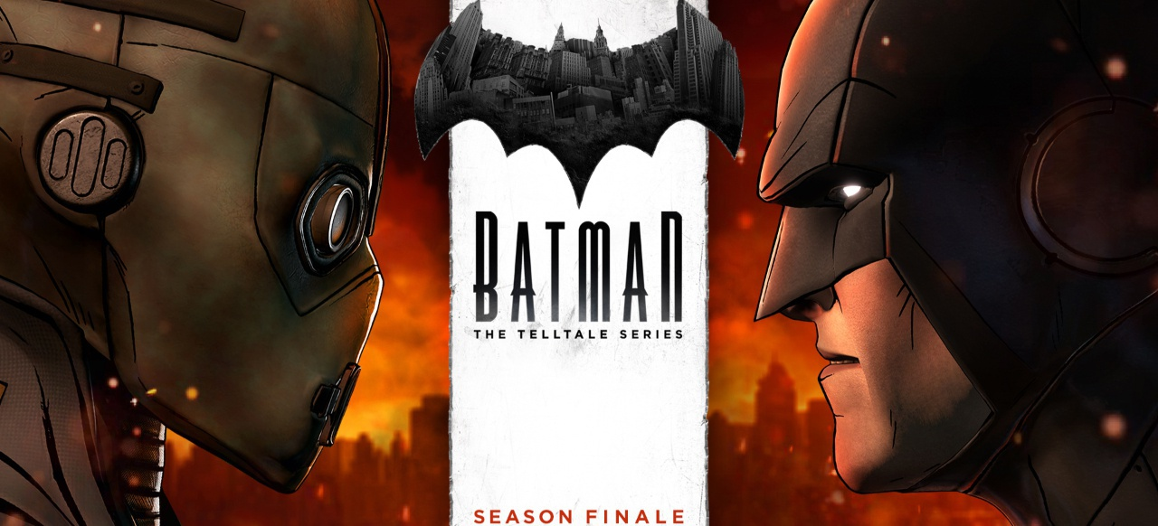 Batman: The Telltale Series - Episode 5: City of Light (Adventure) von Warner Bros. Interactive Entertainment