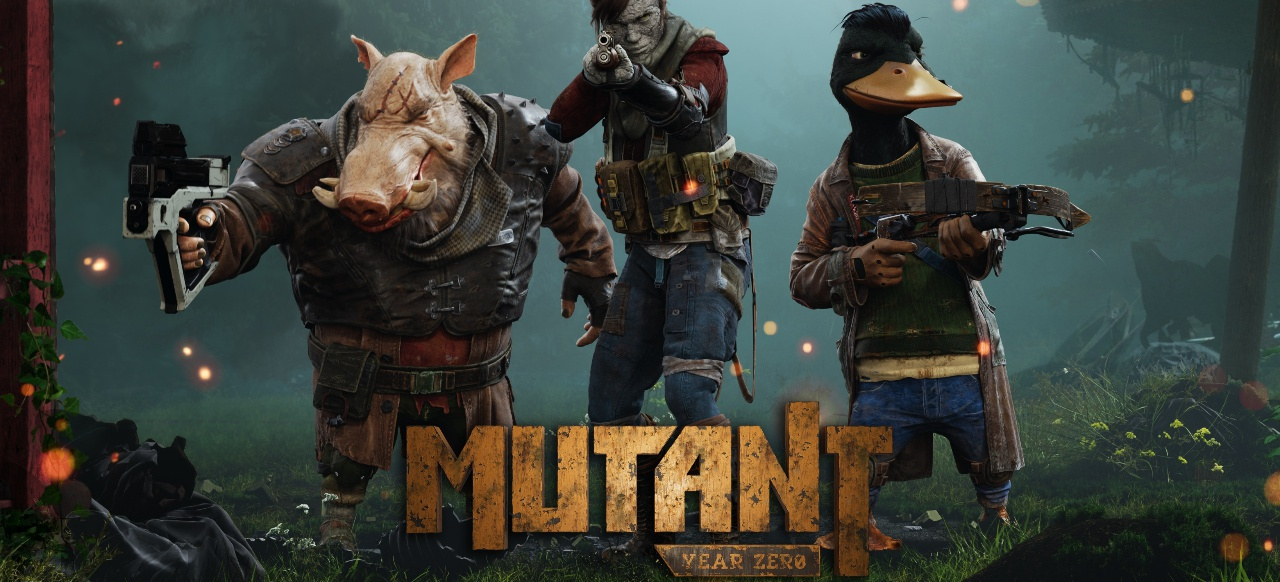 Mutant Year Zero: Road to Eden () von Funcom