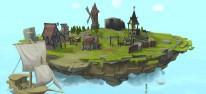 Townsmen VR: Aufbauspiel mit Black-&-White-Anleihen startet bald in den Early-Access