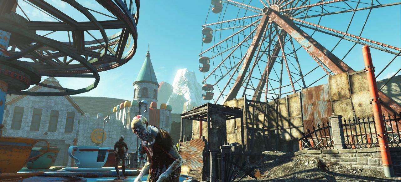 Fallout 4: Nuka-World (Rollenspiel) von Bethesda Softworks