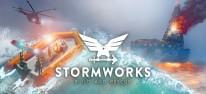 Stormworks: Build and Rescue: Spielplatz für Bastler und Retter startet bald im Early Access