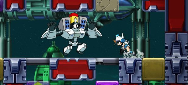 Mighty Switch Force! (Action) von WayForward Technologies