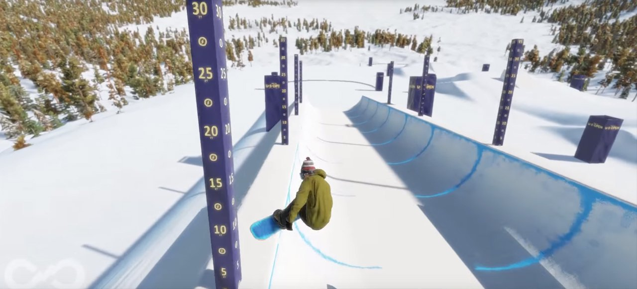 Mark McMorris Infinite Air (Sport) von Maximum Games