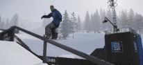 Snow: Ski- und Snowboardspiel kommt nach PC-Start exklusiv f�r die PS4