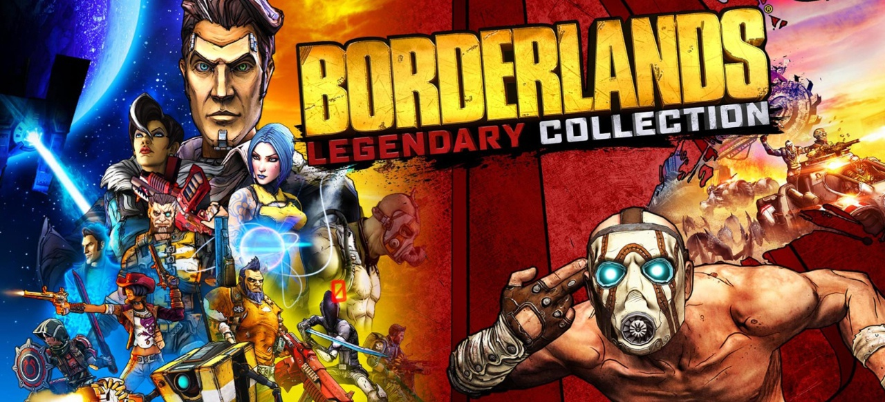 The Borderlands Collection (Shooter) von 2K Games