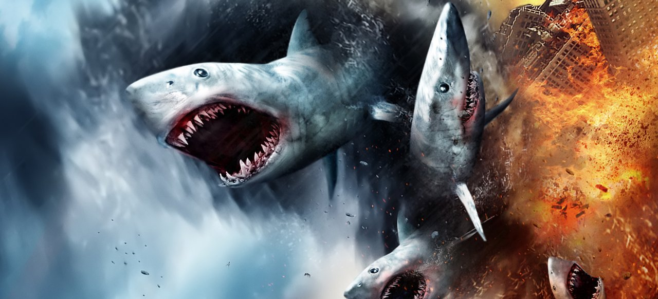 Sharknado: The Video Game (Geschicklichkeit) von Majesco Entertainment