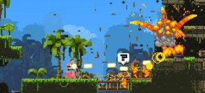 Screenshot zu Download von Broforce