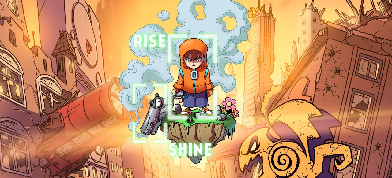 Rise & Shine (Action) von Adult Swim Games