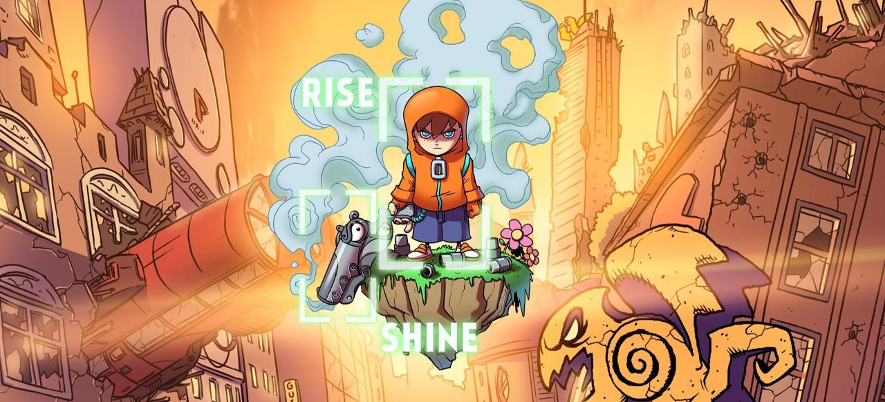 Rise & Shine (Action) von Adult Swim Games