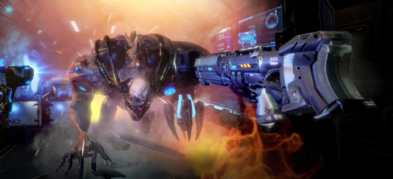 Mortal Blitz (Shooter) von