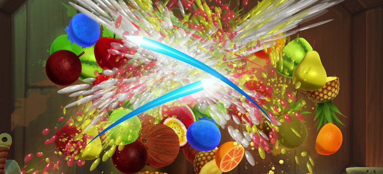 Fruit Ninja Kinect 2 (Geschicklichkeit) von