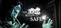 The Light Keeps Us Safe: Überleben und verstecken vor furchteinflößenden Maschinen