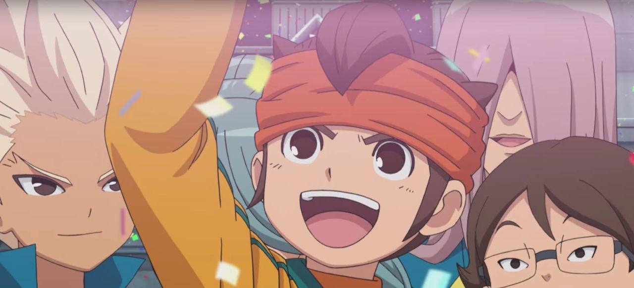 Inazuma Eleven Ares (Rollenspiel) von