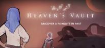 Heaven's Vault: Narratives Sci-Fi-Abenteuer der 80-Days-Macher soll im Frühjahr für PC und PS4 erscheinen