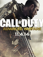 Call Of Duty Advanced Warfare Test Shooter Pc Playstation 4