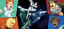 Warborn: Galaktische Mech-Rundenkämpfe im Animé-Stil angekündigt
