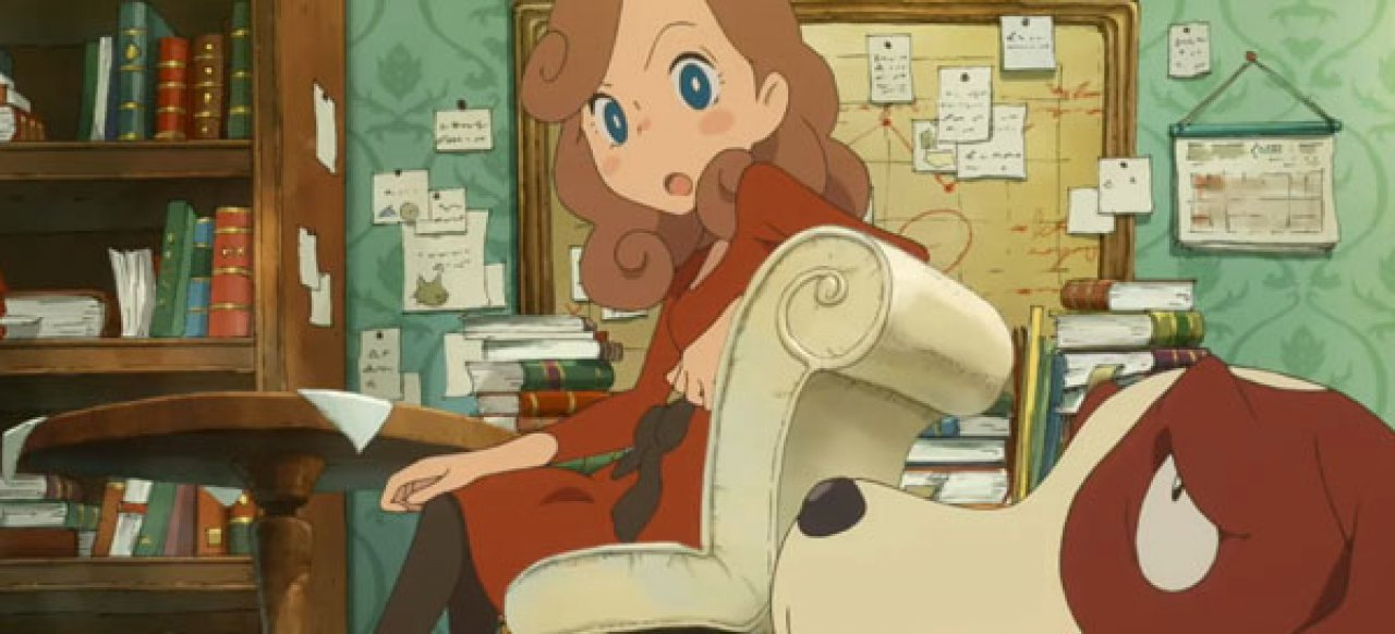 Lady Layton: The Conspiracy of King Millionaire Ariadne (Adventure) von Nintendo