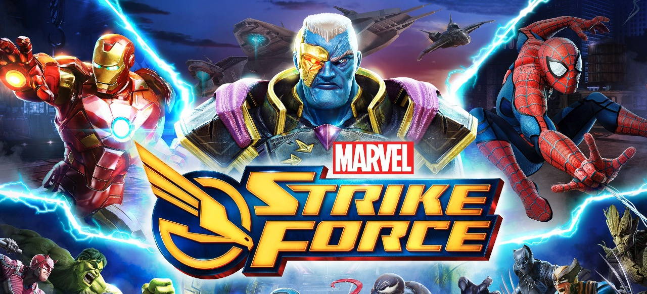 Marvel Strike Force (Rollenspiel) von FoxNext Games, LLC