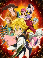 Alle Infos zu The Seven Deadly Sins: Knights of Britannia (PlayStation4)