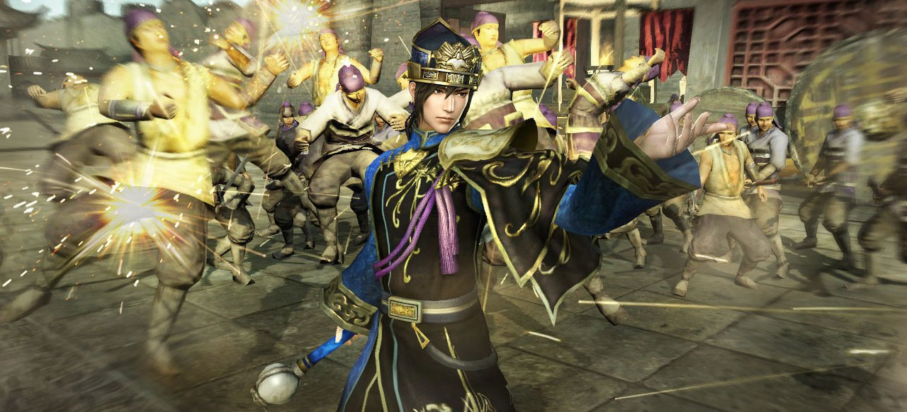 Dynasty Warriors 8: Empires (Action) von Koei Tecmo / Koch Media