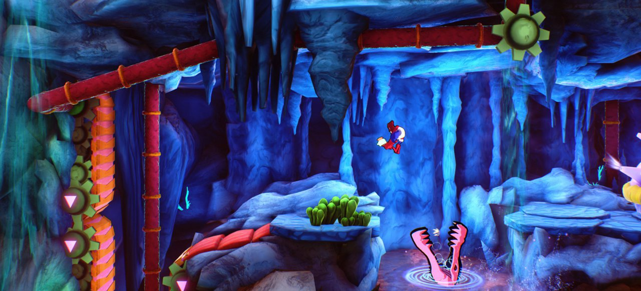Bacon Man: An Adventure (Geschicklichkeit) von Skymap Games