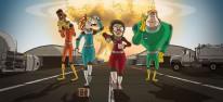 60 Parsecs!: Schwarzhumoriges Sci-Fi-Survival-Spiel auf PC gestartet