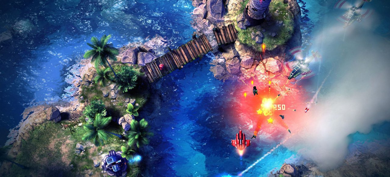 Sky Force Anniversary (Action) von Infinite Dreams