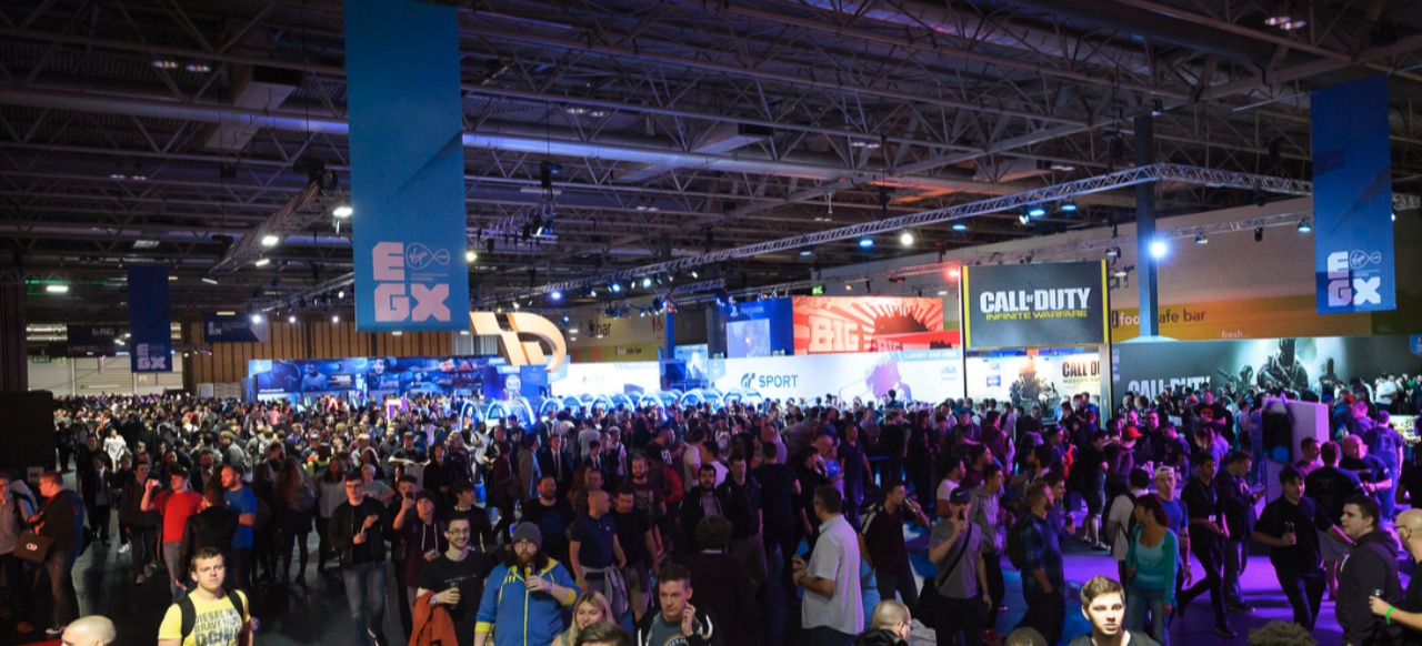 EGX Berlin (Messen) von Gamer Network / Reed Exhibitions