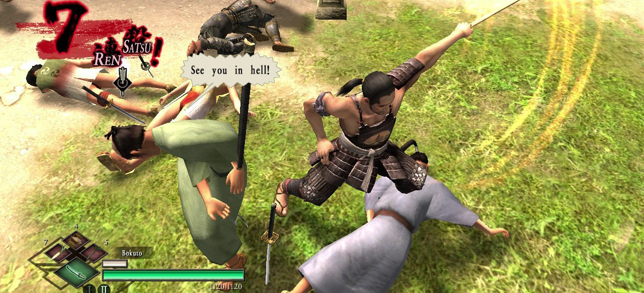 Way of the Samurai 3 (Action) von Rising Star Games / Koch Media