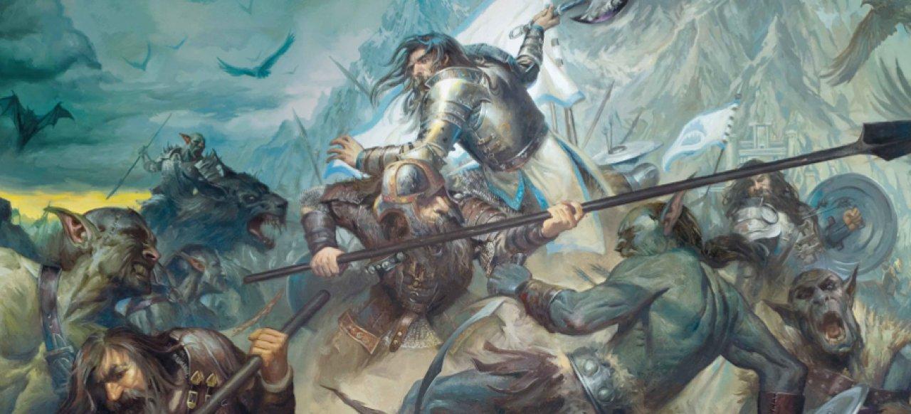 Die Schlacht der Fünf Heere (Brettspiel) von Heidelberger Spieleverlag