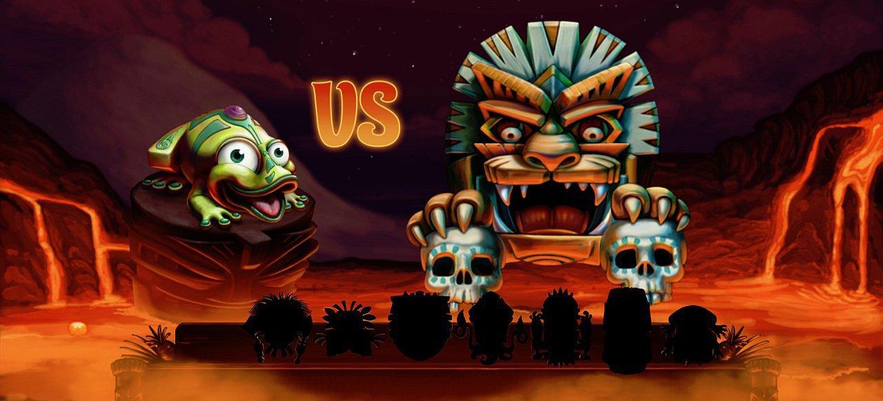 Zuma's Revenge! (Geschicklichkeit) von PopCap Games