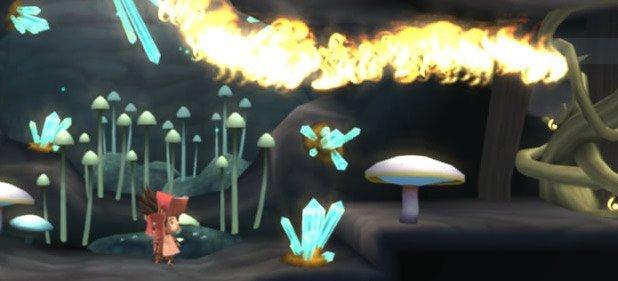 LostWinds (Geschicklichkeit) von Nintendo