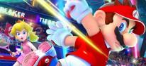 Mario Tennis Aces: Neues Update erweitert das Tennisspiel um Koop-Missionen