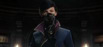 Dishonored 2: Das Verm�chtnis der Maske: Video zeigt die heimliche Vorgehensweise: Emily Kaldwin bahnt sich erneut einen Weg durch das verwinkelte Maschinenhaus