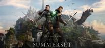 The Elder Scrolls Online: Summerset: Erweiterung für PC und Mac veröffentlicht; Cinematic-Trailer steht bereit