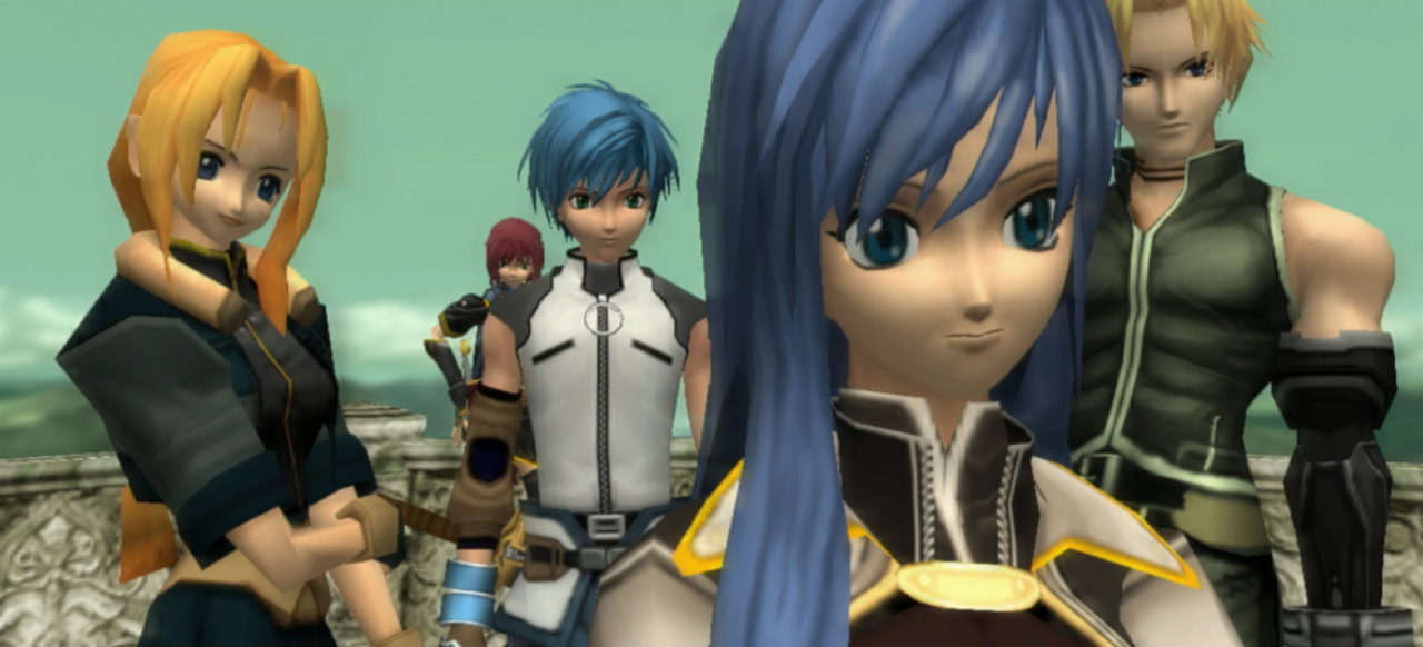 Star Ocean: Till the End of Time (Rollenspiel) von Ubisoft