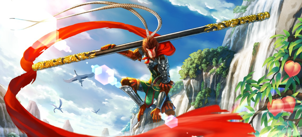 Monkey King: Hero Is Back (Action) von Sony Interactive Entertainment, Oasis Games und October Media