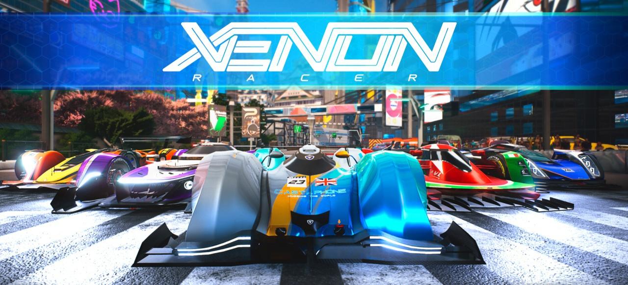 Xenon Racer (Rennspiel) von SOEDESCO