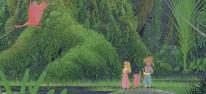 Secret of Mana: Remake: Spielszenen aus dem kooperativen Mehrspieler-Modus